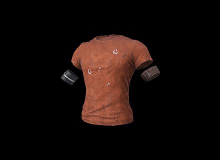 PUBG Orange Shirt skin icon