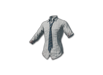 PUBG School Shirt with Necktie skin icon