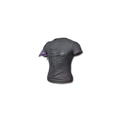 Twitch Prime Shirt - PlayerUnknown's Battlegrounds In-Game