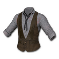 Gunslinger's Formal Shirt & Vest