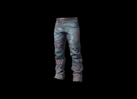 PUBG Twitch Prime Combat Pants skin icon
