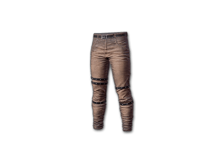 PUBG Jeans (Tan) skin icon