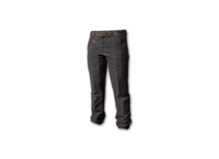 PUBG Slacks (Black) skin icon
