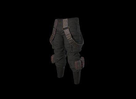 PUBG Survivalist Slacks skin icon