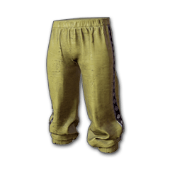 Tracksuit Pants (Yellow)