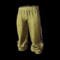 Tracksuit Pants (Yellow)