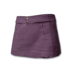 Mini-skirt (Purple)