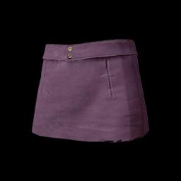 Mini-skirt (Purple)