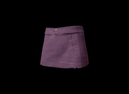 PUBG Mini-skirt (Purple) skin icon