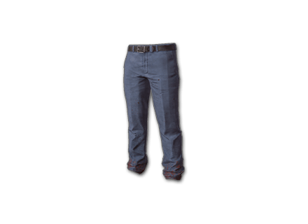 PUBG Slacks (Blue) skin icon