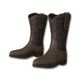 Gunslinger's Formal Boots