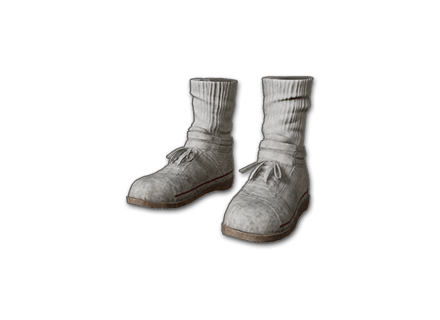 PUBG Sneakers (White) skin icon
