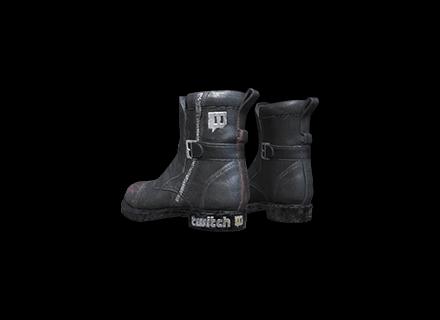 PUBG Twitch Prime Boots skin icon
