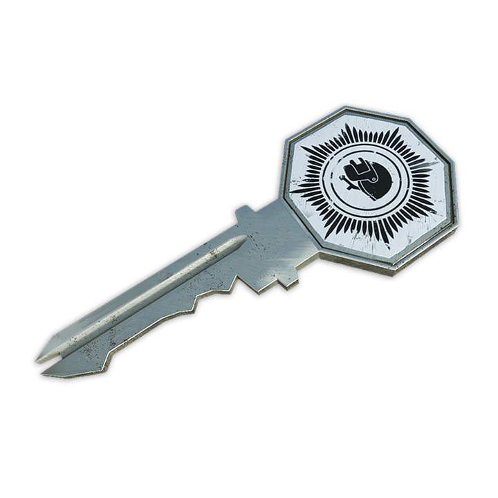 EAST ERANGEL POLICE KEY