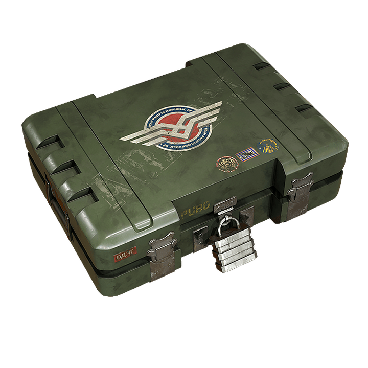 AVIATOR CRATE