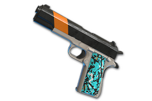 Turquoise Delight P1911