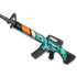 sell CS:GO skin Turquoise Delight - M16A4