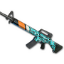 Turquoise Delight - M16A4