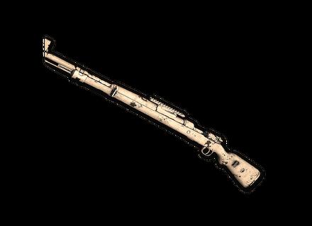 PUBG Rugged (Beige) - Kar98k skin icon