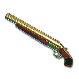 Gold Plate  - Sawed-Off
