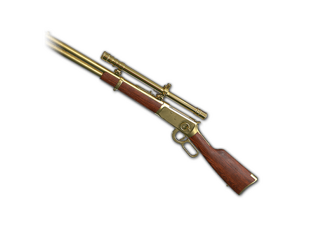 PUBG Gold Plate - Win94 skin icon
