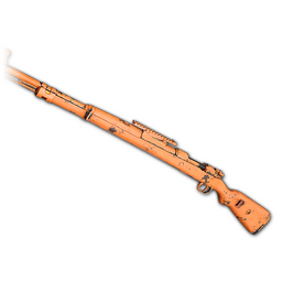 Rugged (Orange) - Kar98k