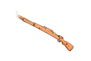 Rugged Orange Kar98k