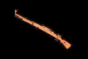 Rugged Orange Kar98k