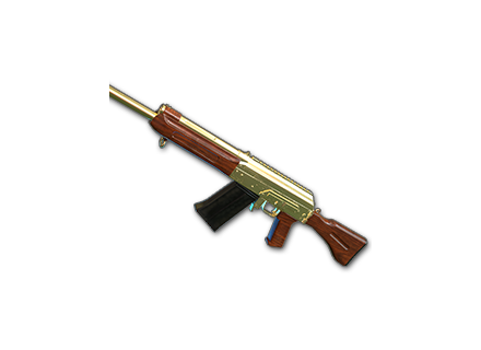Gold Plate - S12K Skin Icon