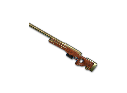 Gold Plate - AWM Skin Icon