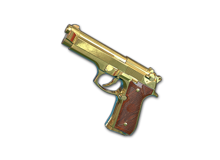 Gold Plate - P92 icon