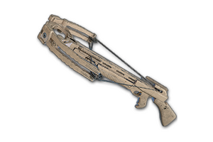 Rugged Beige Crossbow