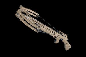 Rugged Beige Crossbow