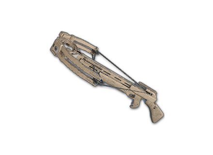 PUBG Rugged (Beige) - Crossbow skin icon