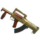 Gold Plate - Groza