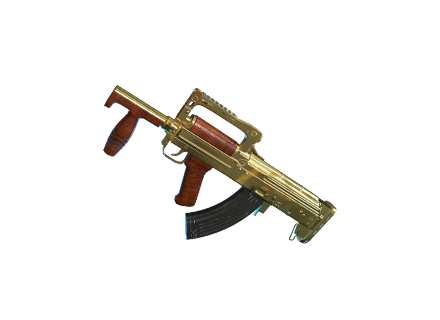 Gold Plate - Groza icon