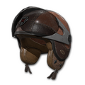 Leather Racer - Helmet (Level 1)