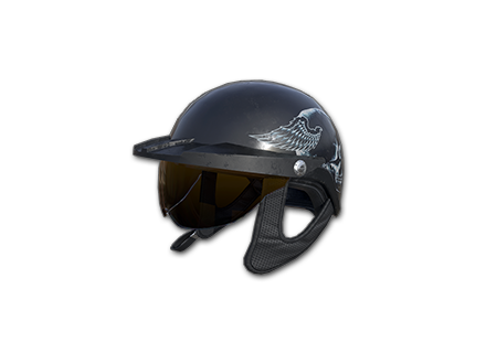 PUBG Road Warrior Helmet skin icon