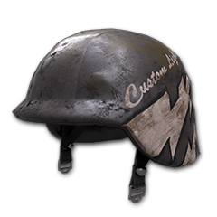 Custom Lightning - Helmet (Level 2)