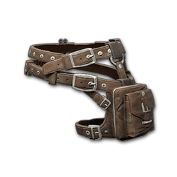 free pubg skin Utility Belt (Brown)