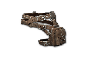Utility Belt Brown
