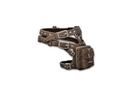 PUBG Utility Belt (Brown) skin icon