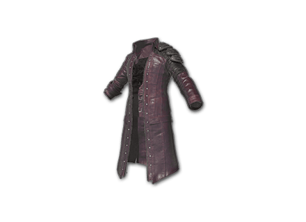 PUBG Coat (Red) skin icon