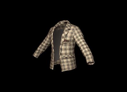 PUBG Checkered Jacket skin icon