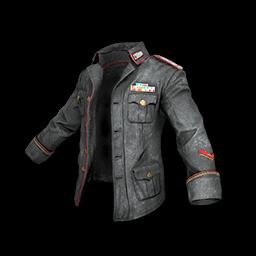 Military Jacket (Black)
