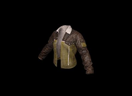 PUBG Worker Jacket skin icon
