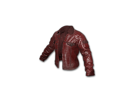 Faux Leather Jacket Skin Icon