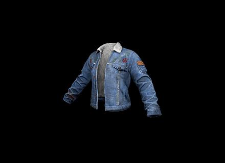 PUBG Zest Denim Jacket skin icon