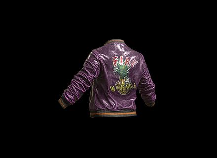 PUBG Violent Violet Jacket skin icon