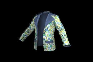 Floral Retro Jacket